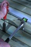 плотник Стоковое фото RF