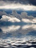 плохая красивейшая погода Стоковое Изображение RF