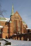 плохая монастырская церковь doberan Стоковые Фото