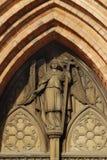 плохая монастырская церковь doberan Стоковое Изображение RF