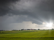 плохая погода Стоковое фото RF