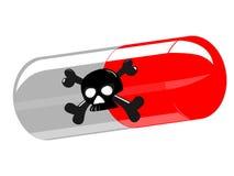 плохая таблетка Стоковая Фотография RF
