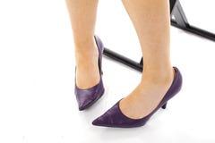 плохие ноги tan брызга Стоковые Изображения