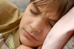 плохие сновидения Стоковая Фотография RF