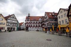 Плохое Urach, Германия Стоковое Фото