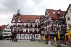 Плохое Urach, Германия Стоковое фото RF