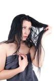 Плохой день волос Стоковое фото RF
