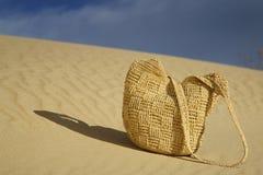 плохой океан дюны пляжа Стоковое Фото