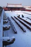 площадь дворца музея национальная Стоковое фото RF