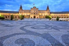 площадь de espana стоковая фотография