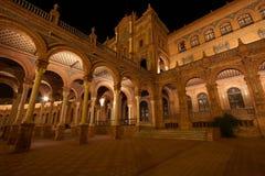 площадь de espana Стоковая Фотография RF