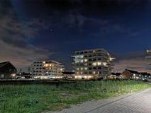 Площадь Naaldwijk Ibiza стоковое изображение