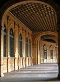 площадь sevilla 05 de espana Стоковое фото RF