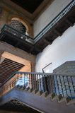 площадь sevilla d espana Стоковое Изображение