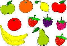 плодоовощи Стоковые Изображения