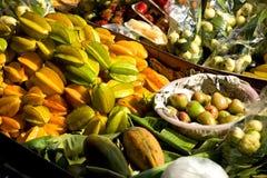 плодоовощ Таиланд Стоковая Фотография