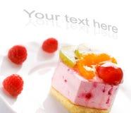 плодоовощ торта Стоковые Фотографии RF