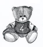 Плюшевый медвежонок Стоковое фото RF