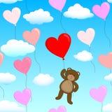 Плюшевый медвежонок Бесплатная Иллюстрация
