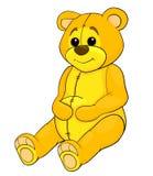 Плюшевый медвежонок Стоковые Фото