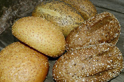 плюшка хлеба Стоковое Изображение