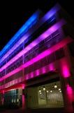 пляжа магазин цветасто освещенный способом южный Стоковые Фото