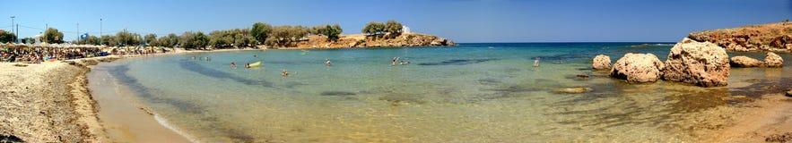 пляжи Стоковые Изображения RF