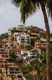 Пляжные комплексы в Cabo San Lucas, Мексике, Нижней Калифорнии стоковая фотография