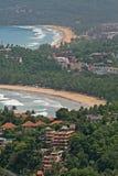 пляжные комплексы Таиланд стоковое фото