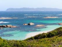 пляж Австралии Стоковое фото RF