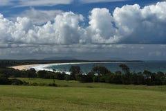 Пляж Австралия диаманта стоковое изображение rf