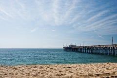 пляж бальбоа Стоковые Фотографии RF