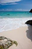 пляж Бермудские островы Стоковое Изображение RF