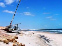 пляж Бразилия Стоковые Изображения RF