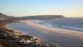 пляж длиной Стоковые Изображения RF