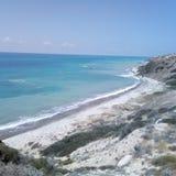 Красивый пляж стоковая фотография
