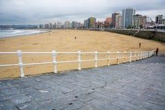 Пляж и небо 3 стоковая фотография