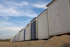 пляж казарм Стоковая Фотография RF