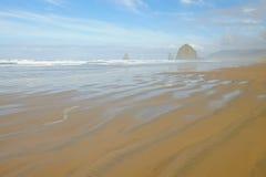Пляж карамболя Стоковая Фотография RF