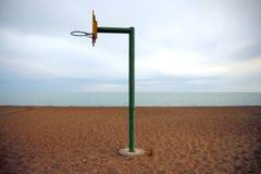 пляж корзины Стоковые Фото
