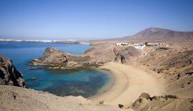 пляж красивейший Стоковые Изображения RF