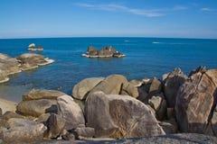 пляж красивейший Стоковые Фотографии RF