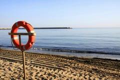 пляж Крит Стоковые Фотографии RF