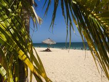 пляж Куба Стоковое фото RF