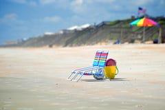 Пляж Майами Стоковое Фото