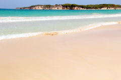 Пляж Макао. Стоковое Изображение RF