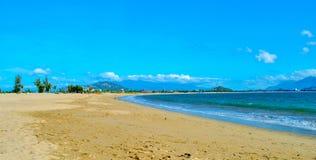 Пляж морского побережья стоковые фото
