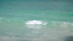 Пляж моря, Сейшельские островы акции видеоматериалы