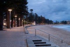 пляж мужественный Стоковая Фотография RF