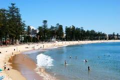 пляж мужественный Стоковые Изображения RF